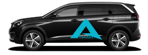 Taxi transfer from Zagreb Airport to Split/